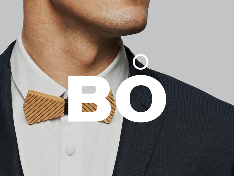 Bo makes wooden bowties and we made their website and SEO